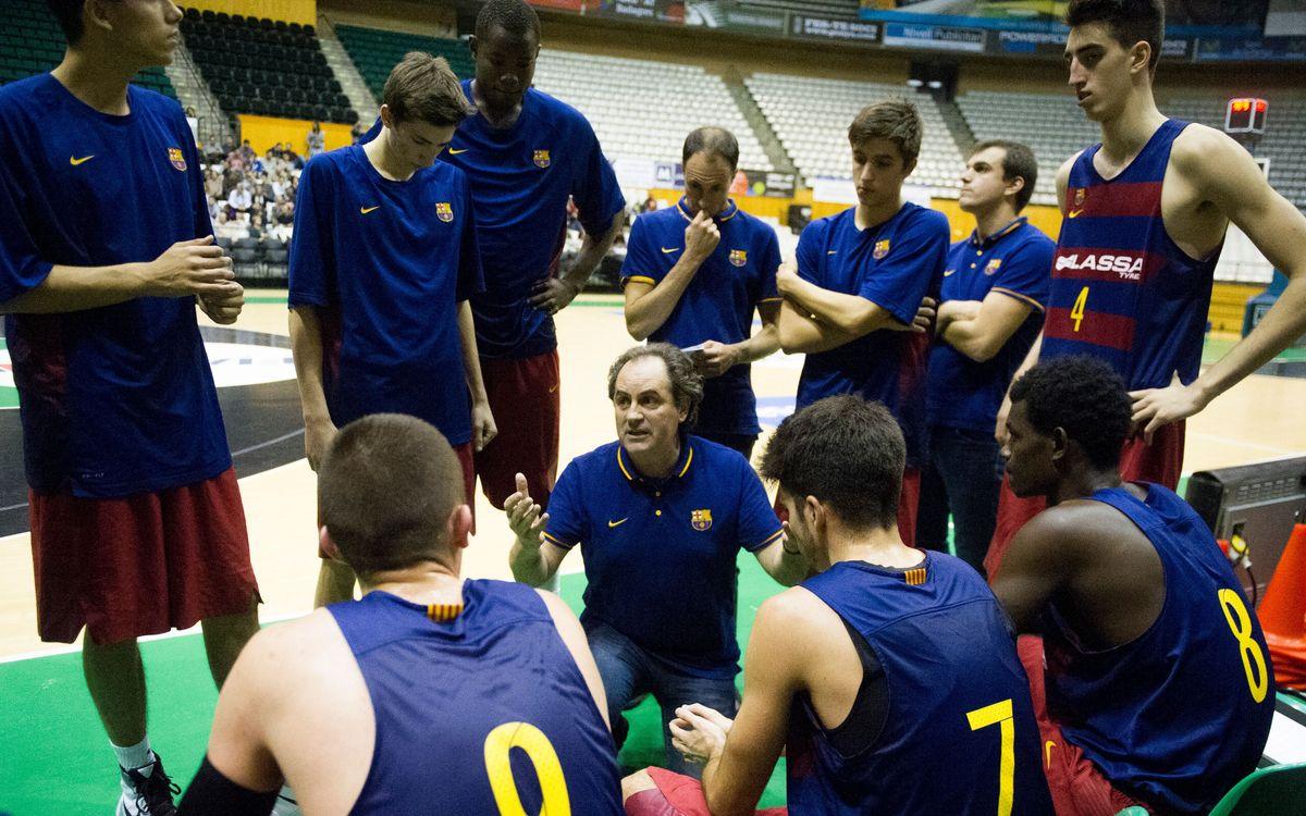 El repàs a l'actualitat del bàsquet formatiu blaugrana (setmana 7)