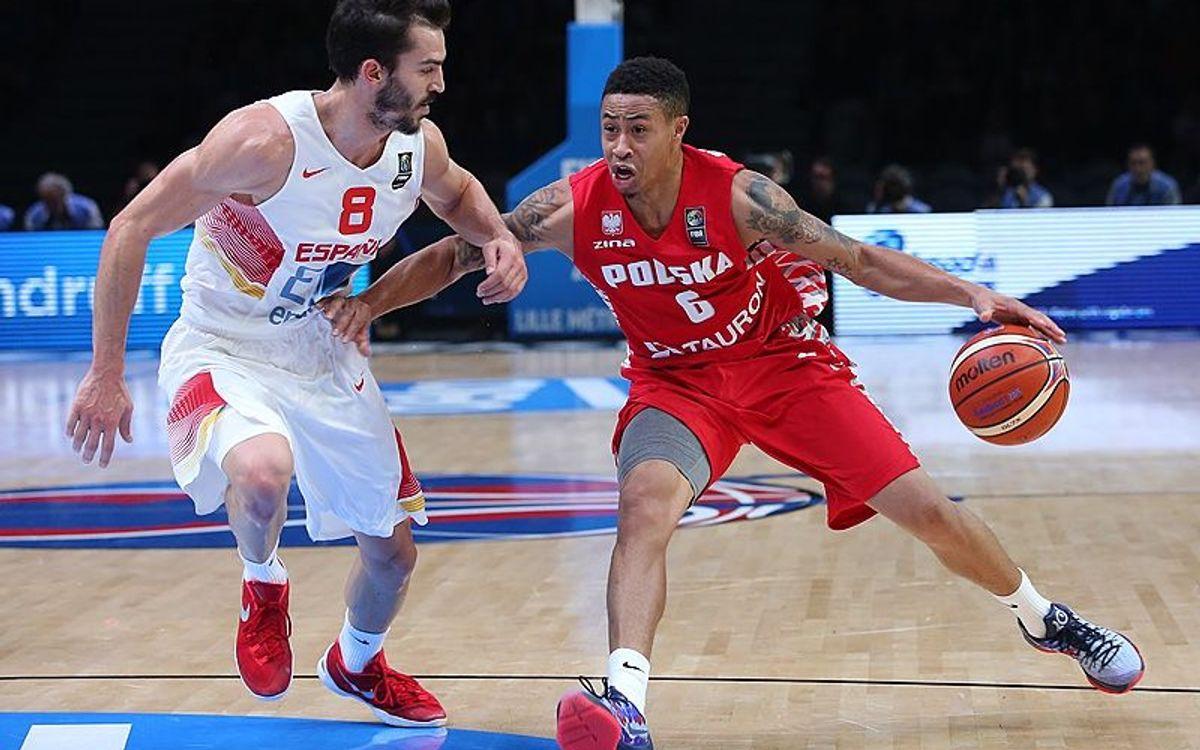 Pau Ribas i Stratos Perperoglou ja són als quarts de final de l'Eurobasket