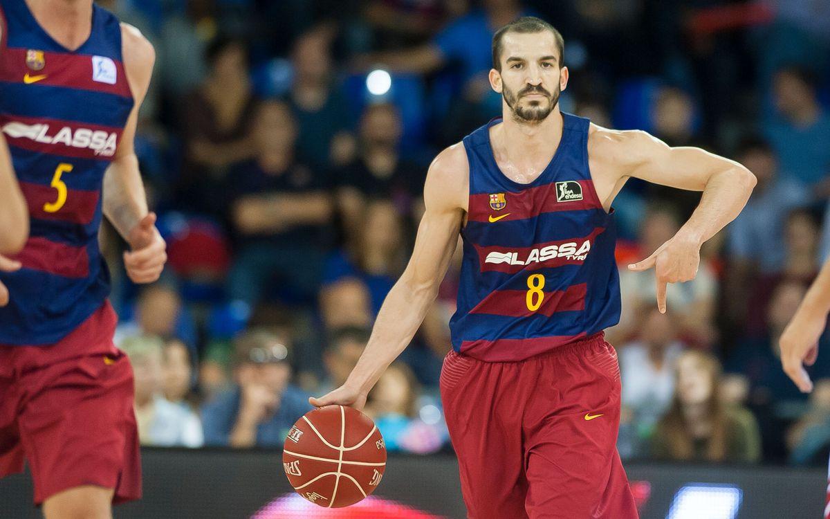 FC Barcelona Lassa – Stelmet Zielona Gora: l'Eurolliga arriba al Palau