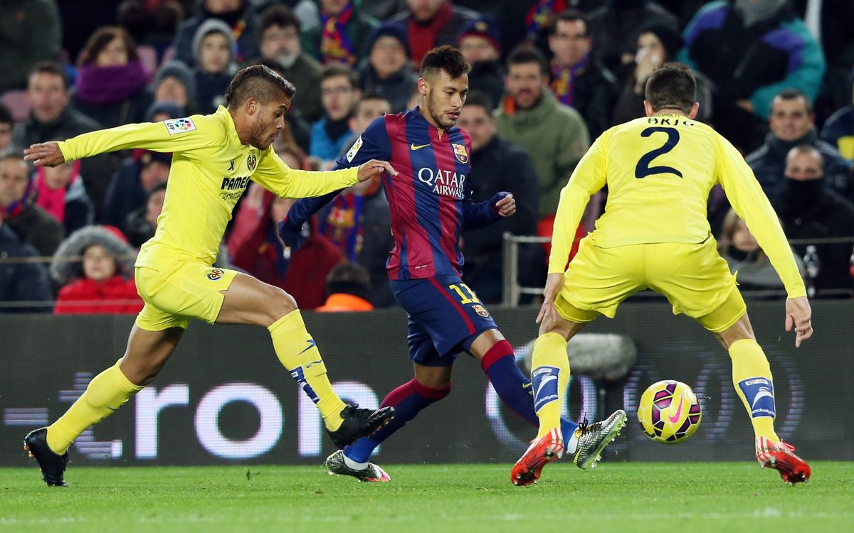 A new look Villarreal in good form