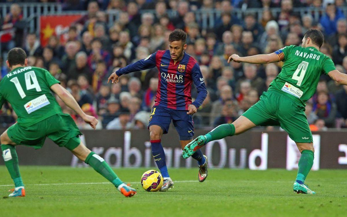 Match Preview: FC Barcelona v Levante