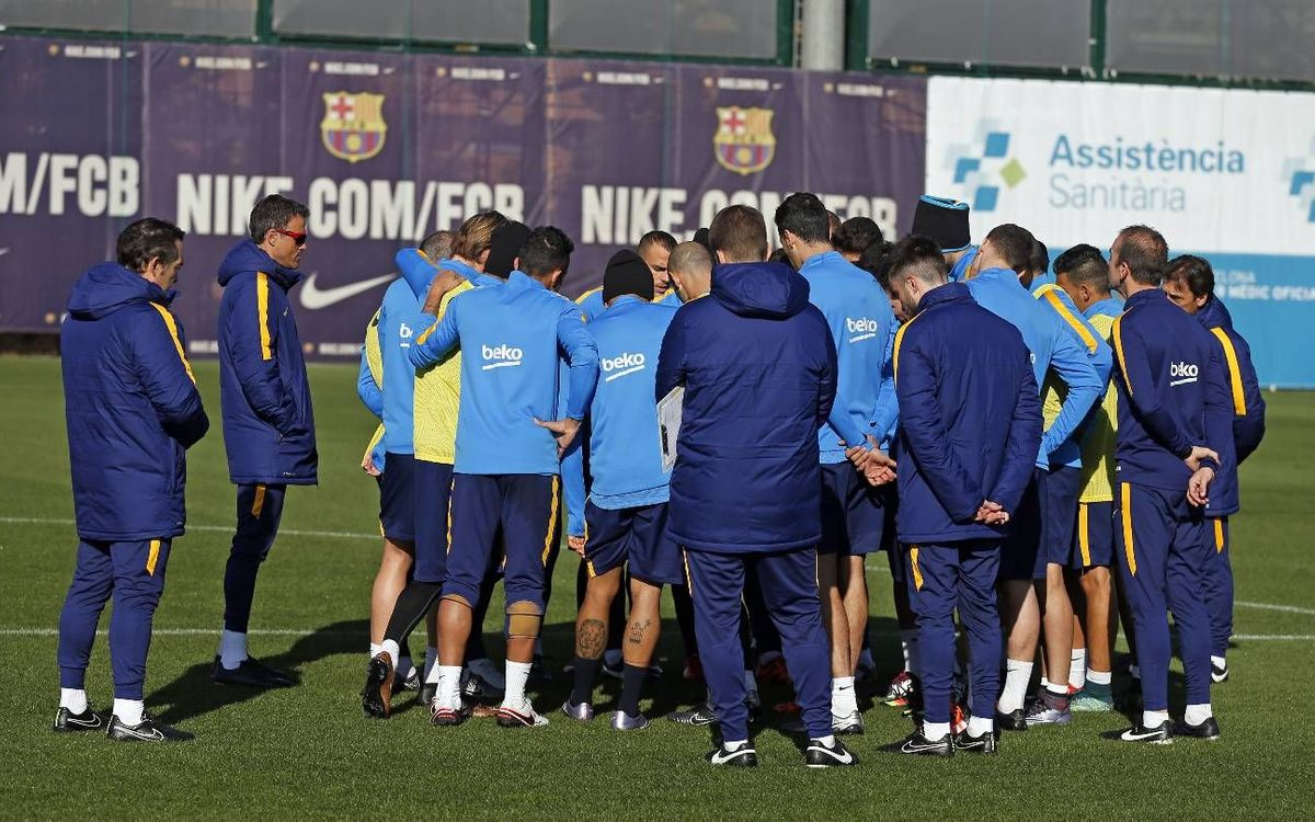 Mascherano named in squad of 18 to face Real Sociedad