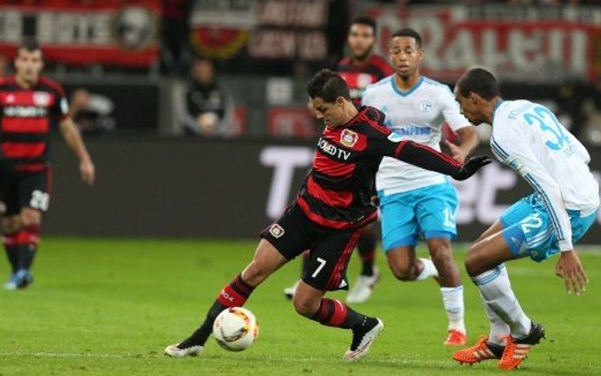 El Bayer Leverkusen empata ante el Schalke 04