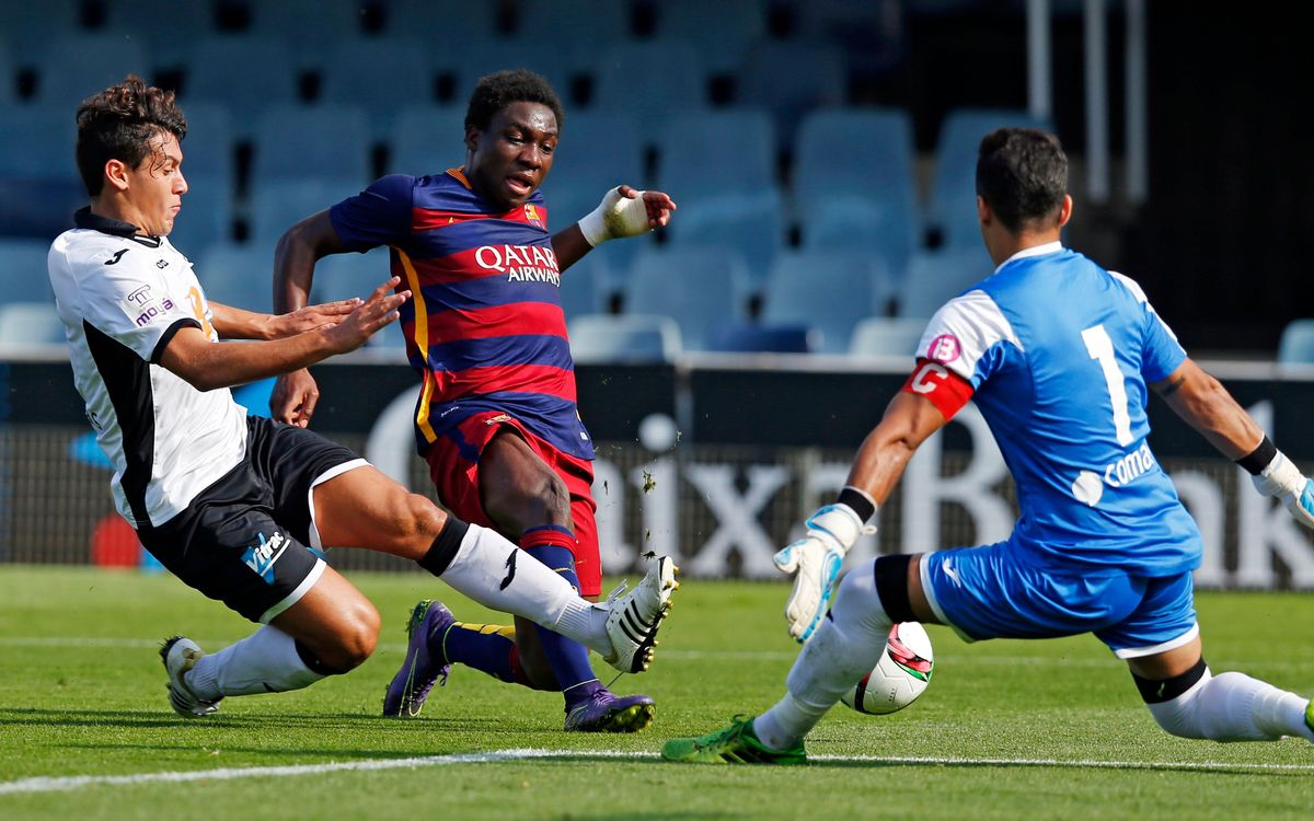 FC Barcelona B v CD Llosetense: Persistence without reward (0-1)