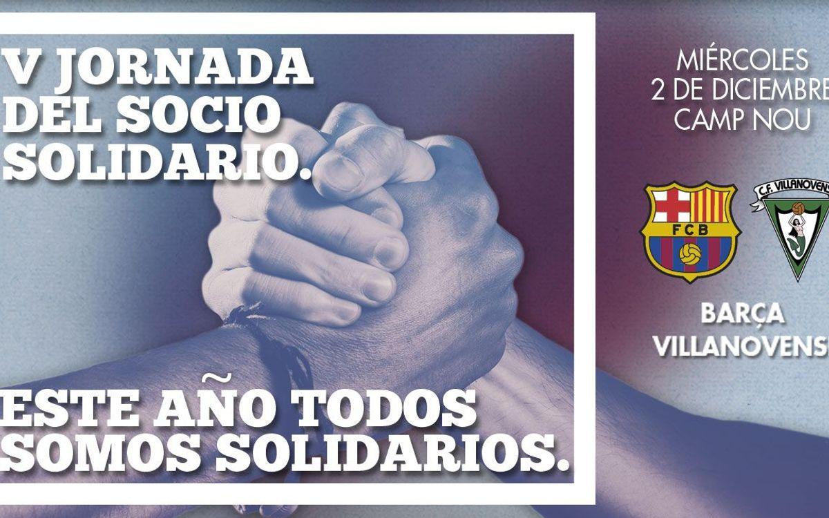 El domingo se cierra el plazo para que los abonados confirmen su asistencia al partido contra el Villanovense