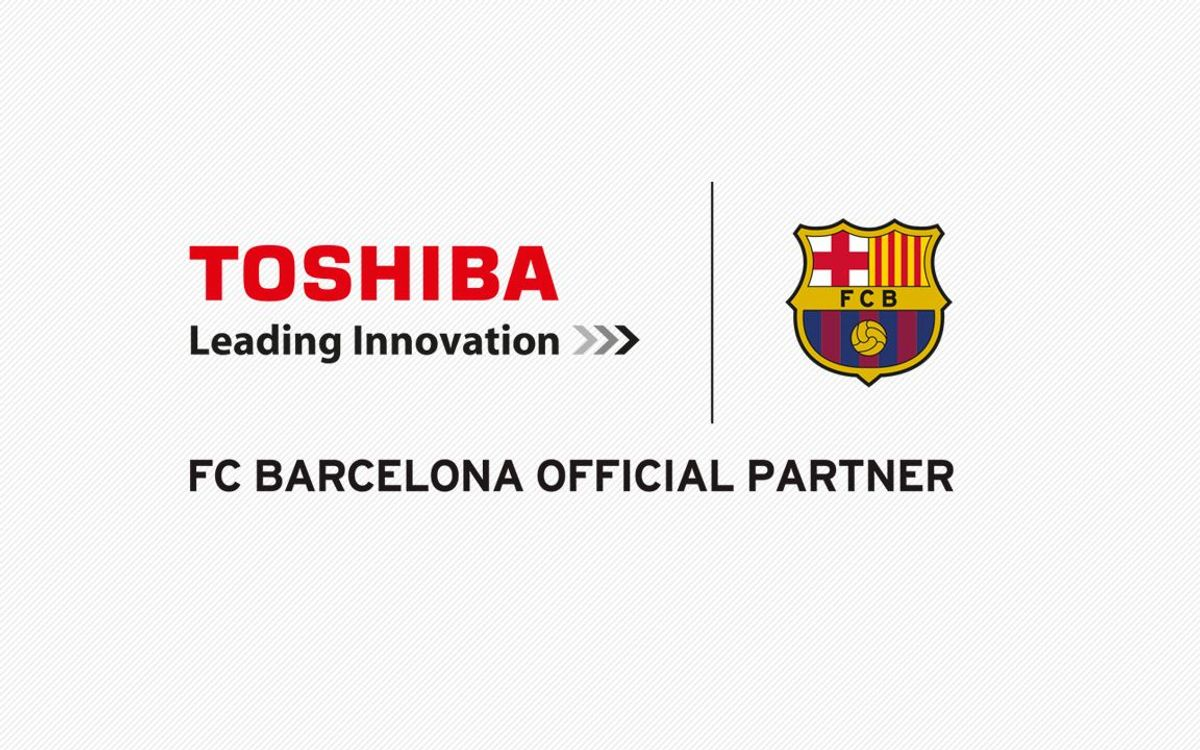 Toshiba, official FC Barcelona medical systems partner