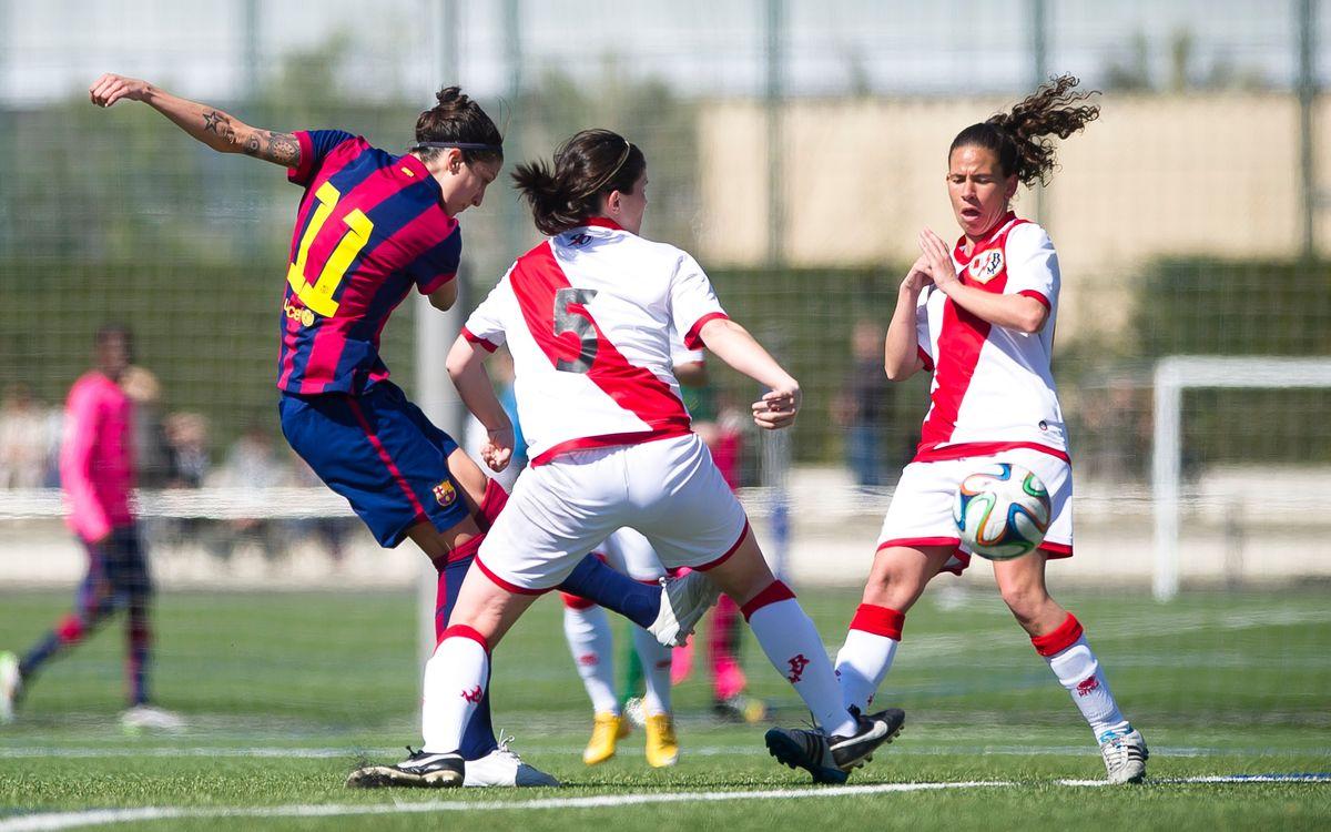The weekend ahead: double helping of Barça v Rayo