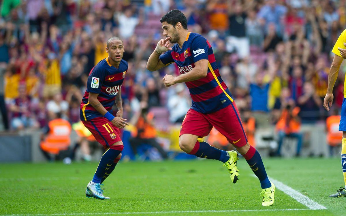 FC Barcelona v UD Las Palmas: Costly 2–1 victory at Camp Nou