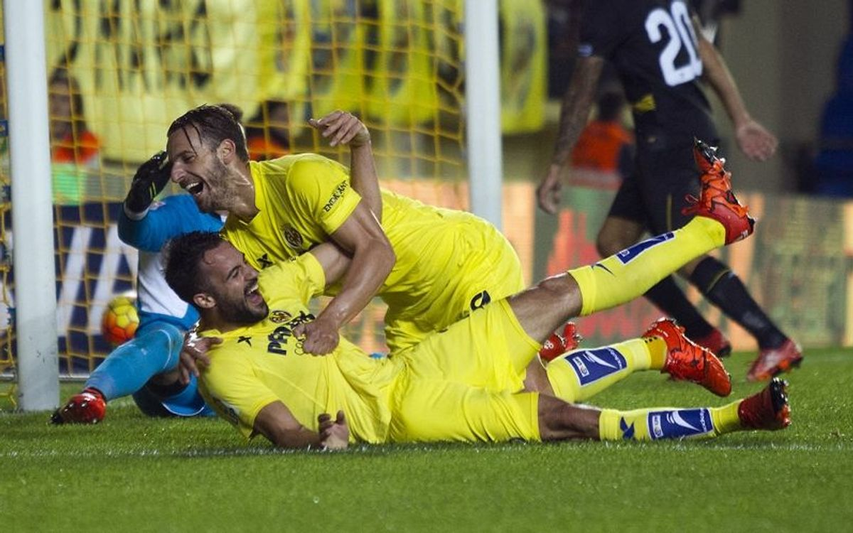 Rival watch: Home wins for Villarreal and Real Madrid