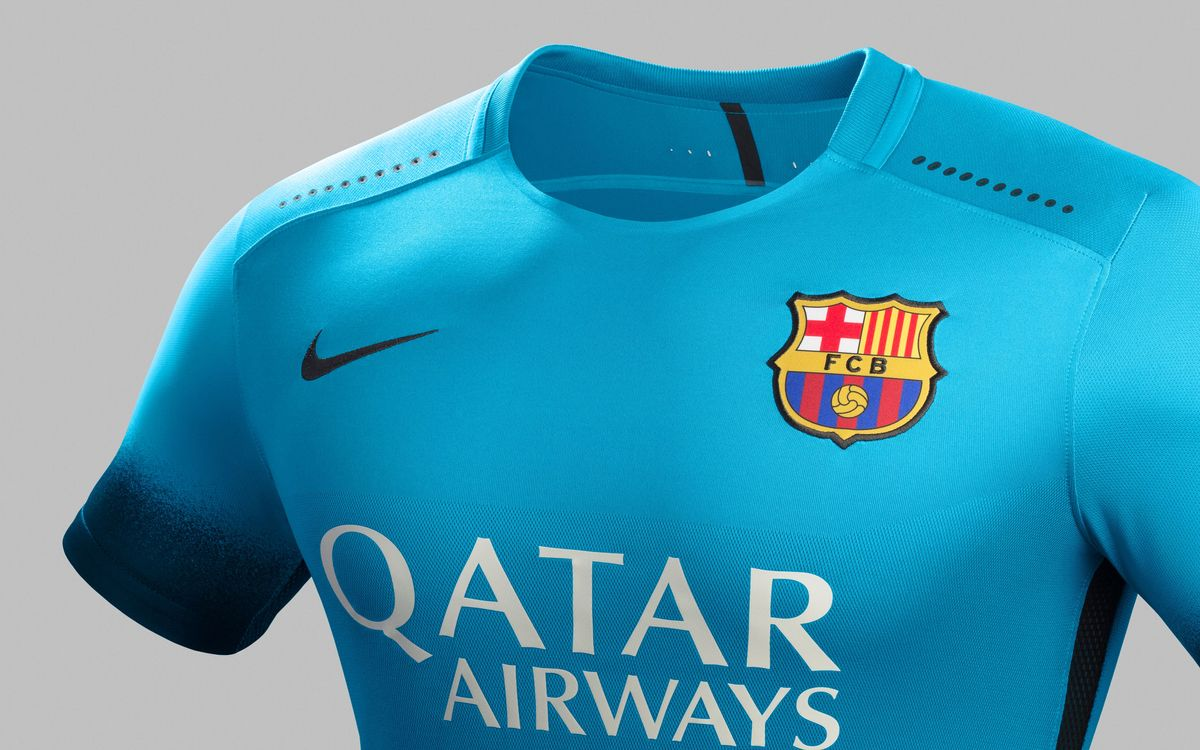 FC Barcelona to sport new blue kit in Rome