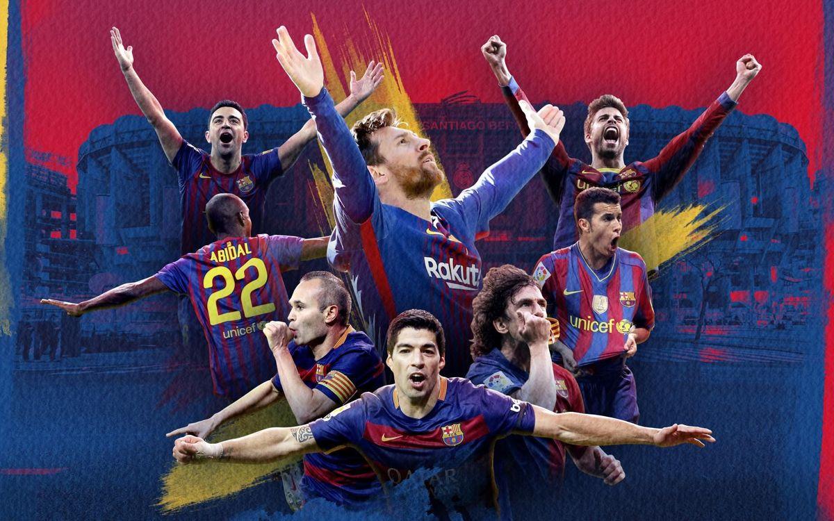 25ª victoria en el Santiago Bernabéu