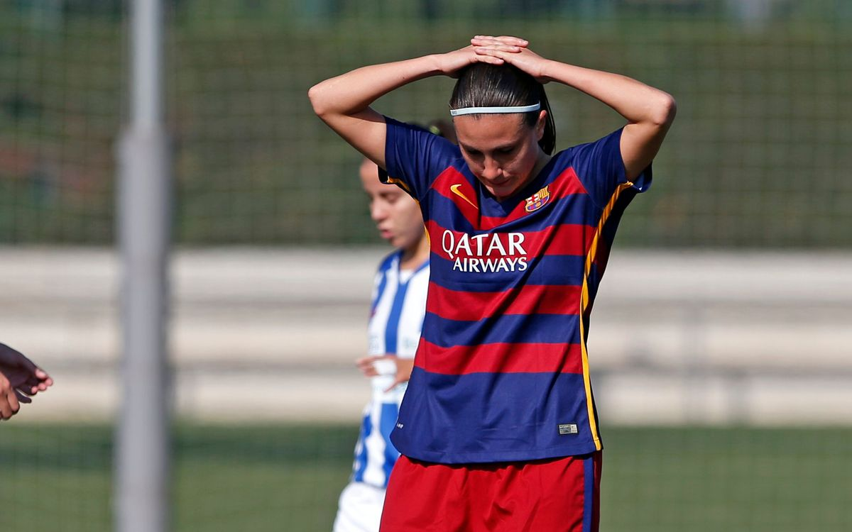 FC Barcelona Women v Sporting Huelva: Last-minute heartbreak (1-1)