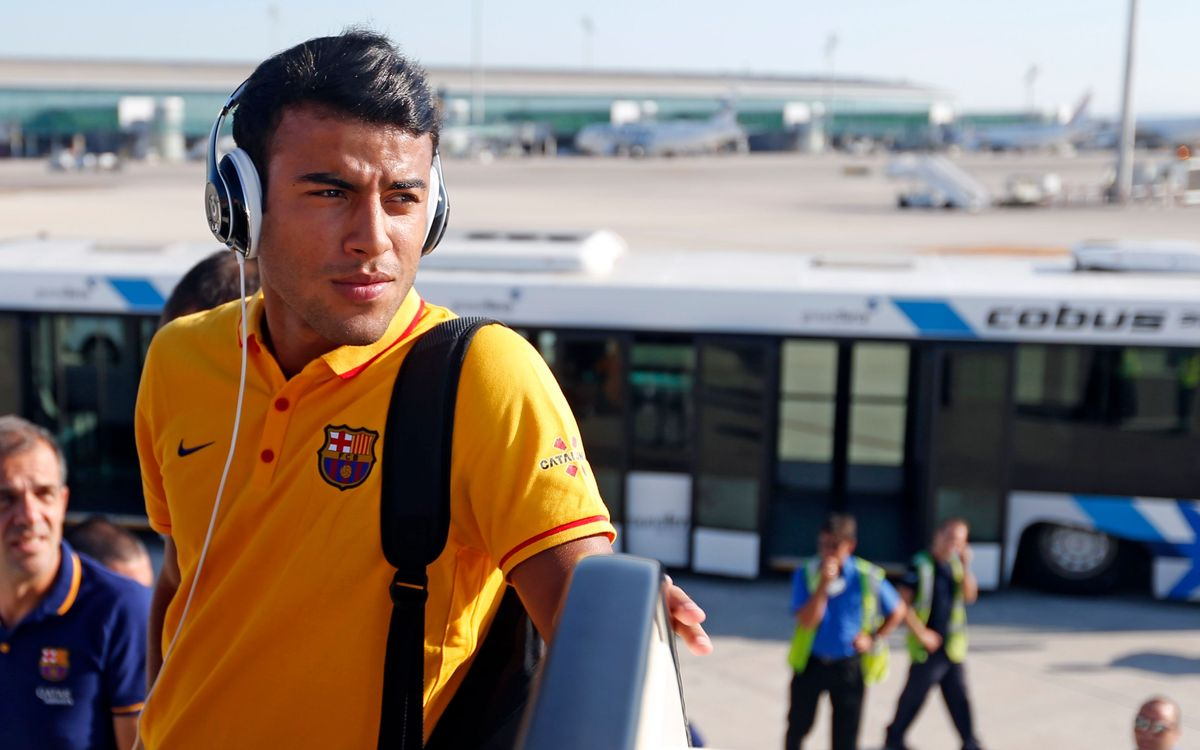 Rafinha will have surgery on Tuesday 22 September