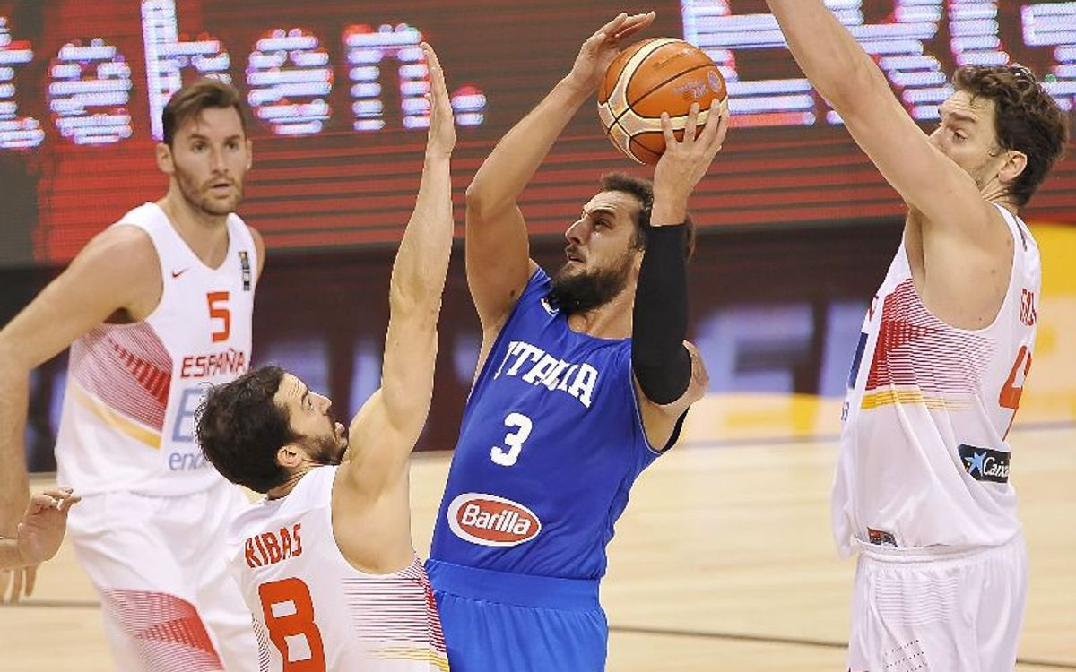 Victory for Croatia and Greece, defeat for Spain in EuroBasket 2015