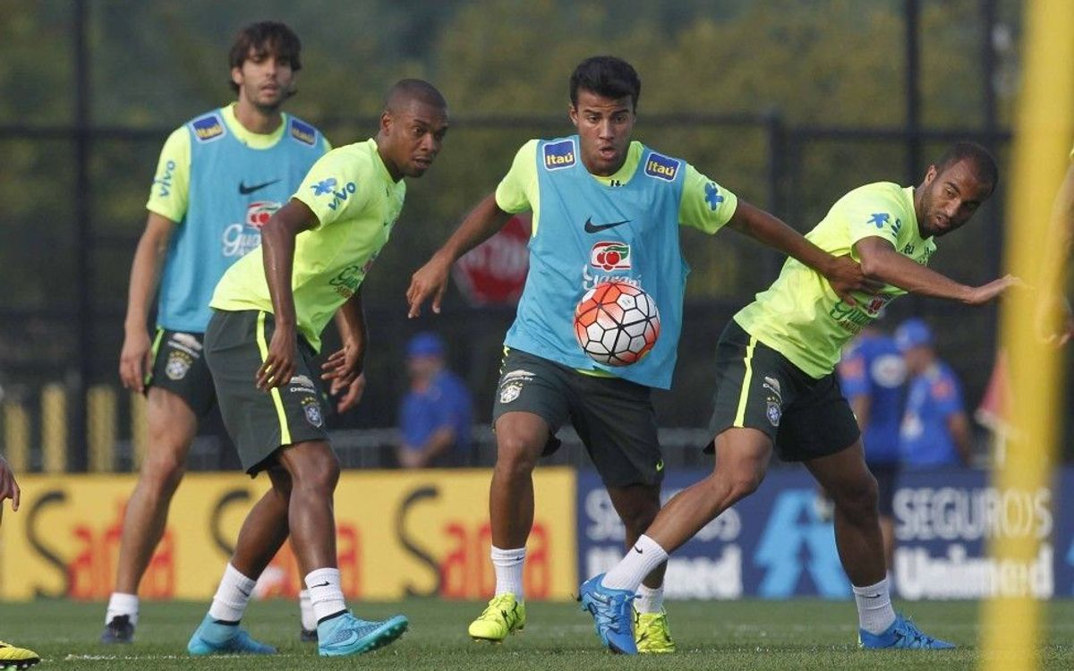Rafinha, on eve of first game with Brazil, says Barça system let him evolve