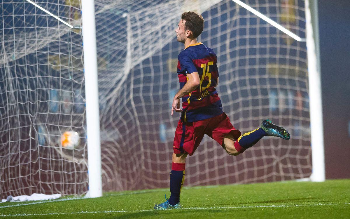 FC Barcelona 4-0 Stadium Casablanca (U19): Superb victory
