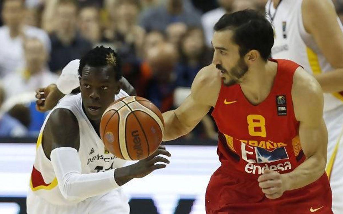 Spain and Croatia through to Eurobasket knockout stage