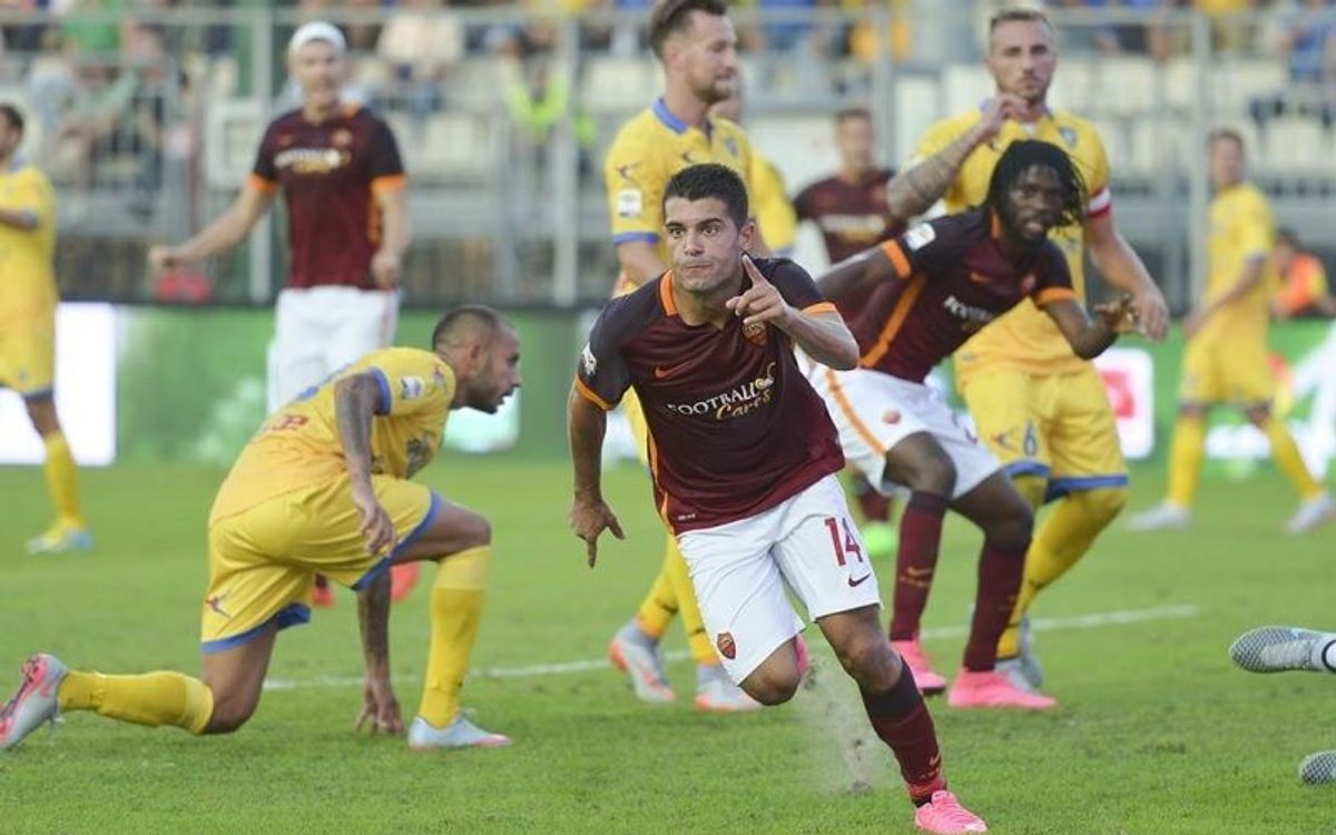 AS Roma's strong start to the season