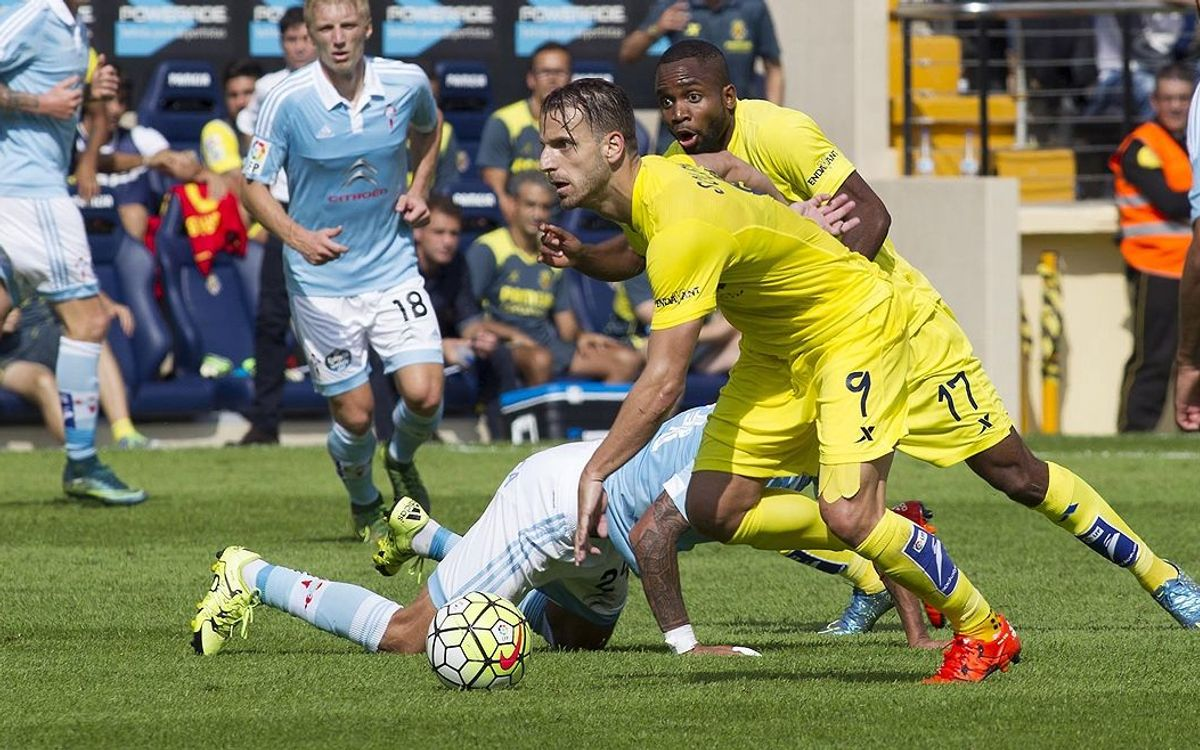 Rival watch: FC Barcelona joint leaders after Celta defeat Villarreal
