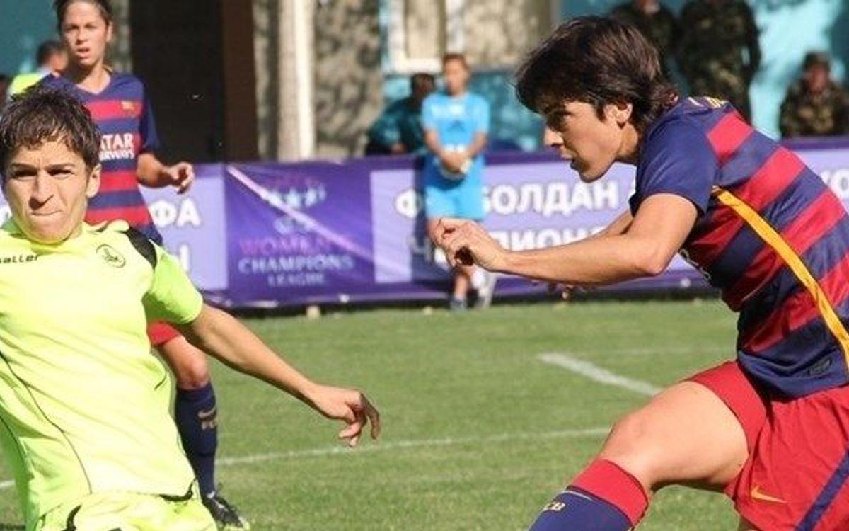 BIIK Kazygurt v FC Barcelona: A draw that could have been more (1-1)