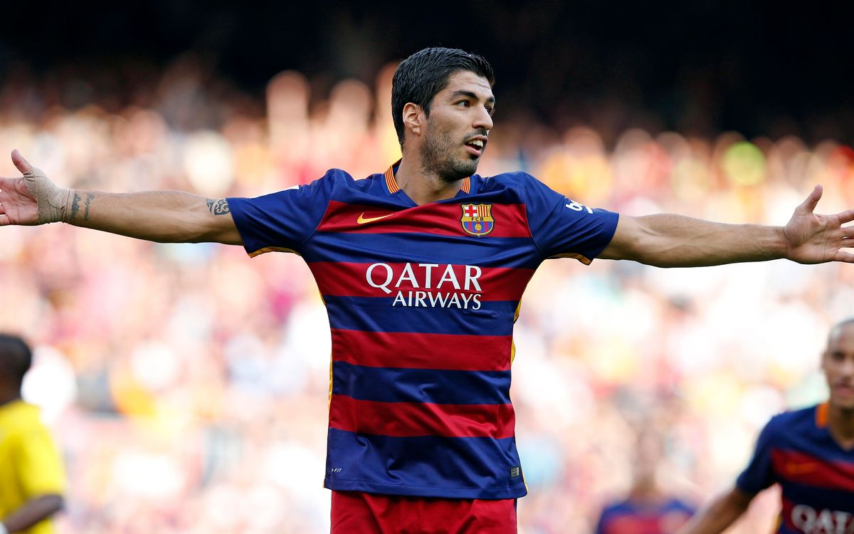 Luis Suárez: 'We have to keep believing in ourselves'