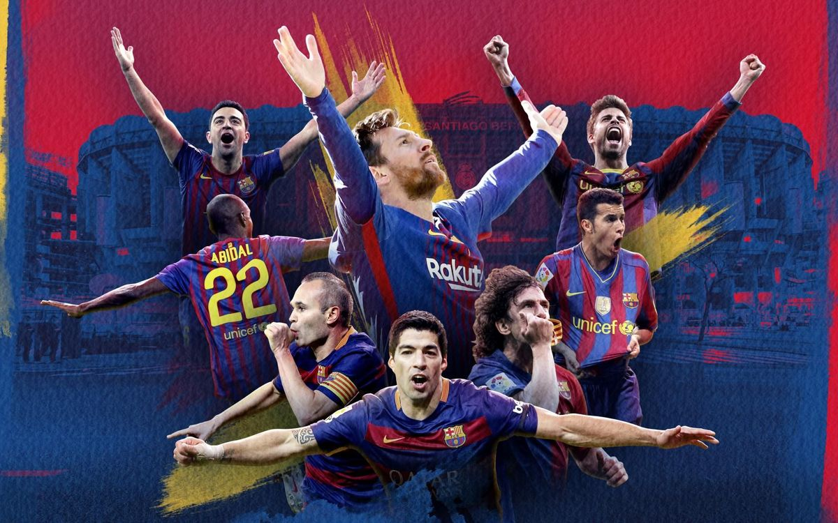 25a victòria al Santiago Bernabéu