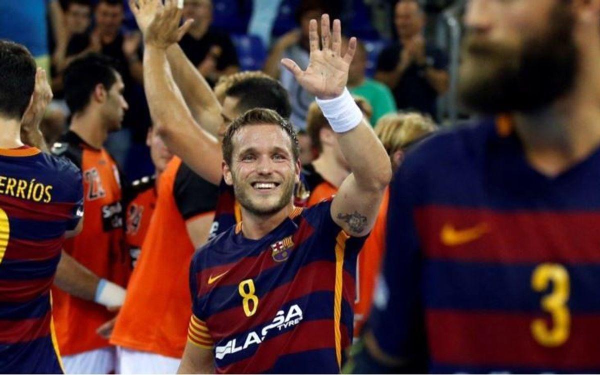 En León, el Barça Lassa a un paso del récord de imbatibilidad en la Liga
