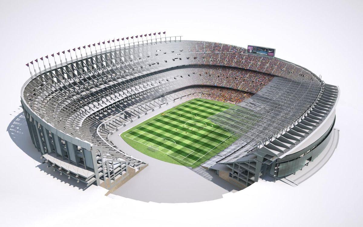 Smart Barça - Integración del BIM