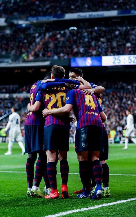 e265e6fc985 Real Madrid - FC Barcelona | La Liga Matchday 26 - FC Barcelona