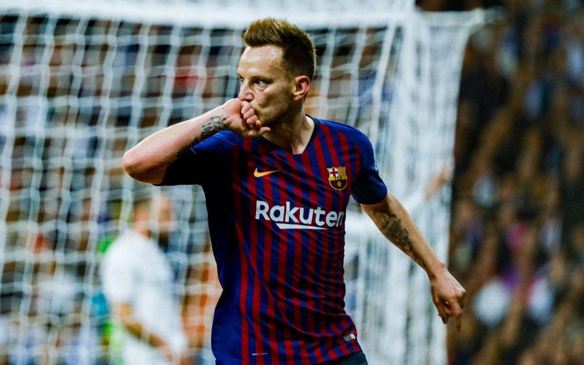Madrid – Barça: Ya es un Clásico (0-1)