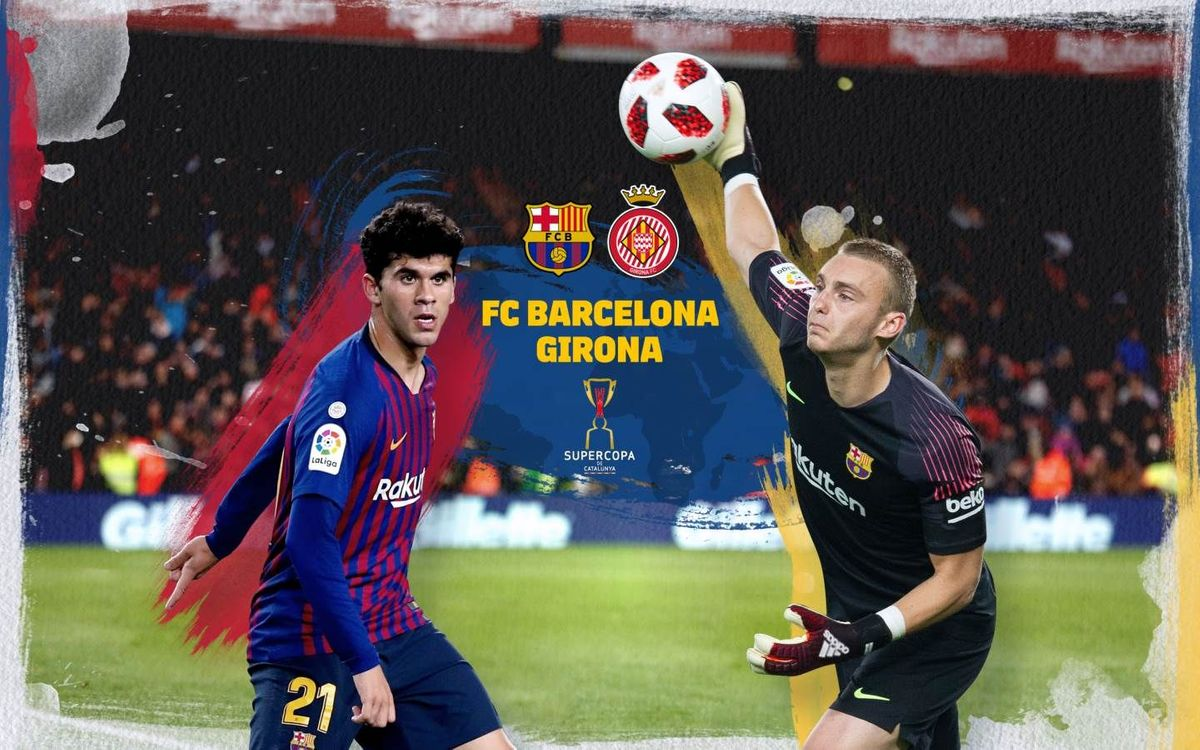 How to follow the Catalan Super Cup against Girona