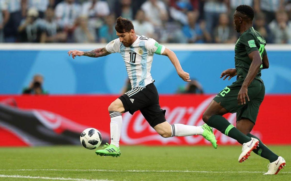 MESSI MUNDIAL - FIFA-COM