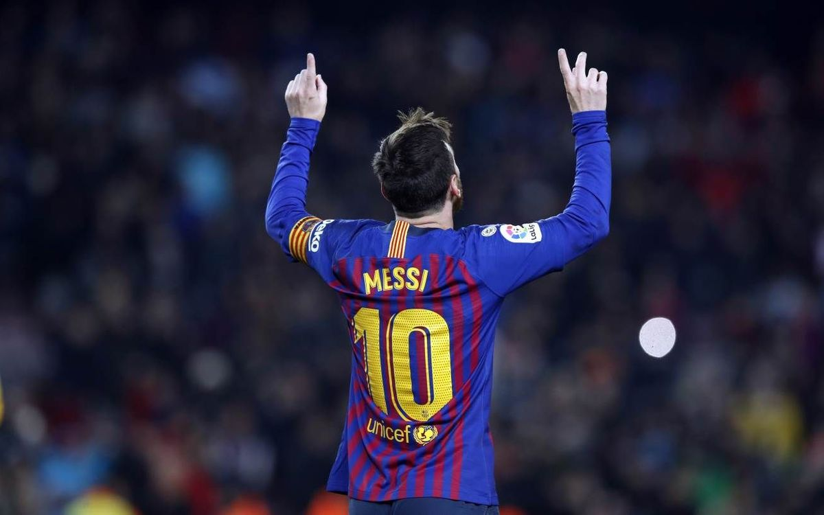 Messi surpasses Iniesta for Liga appearances