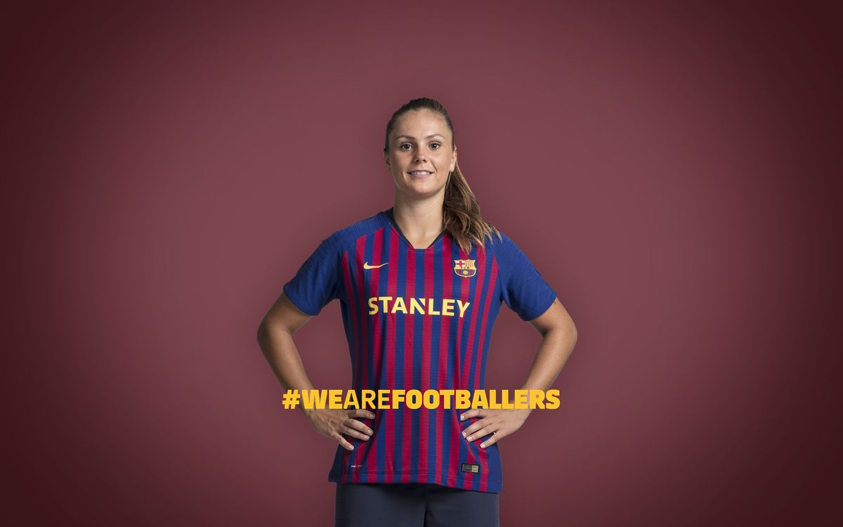 Nouvelle campagne du Barça Féminin