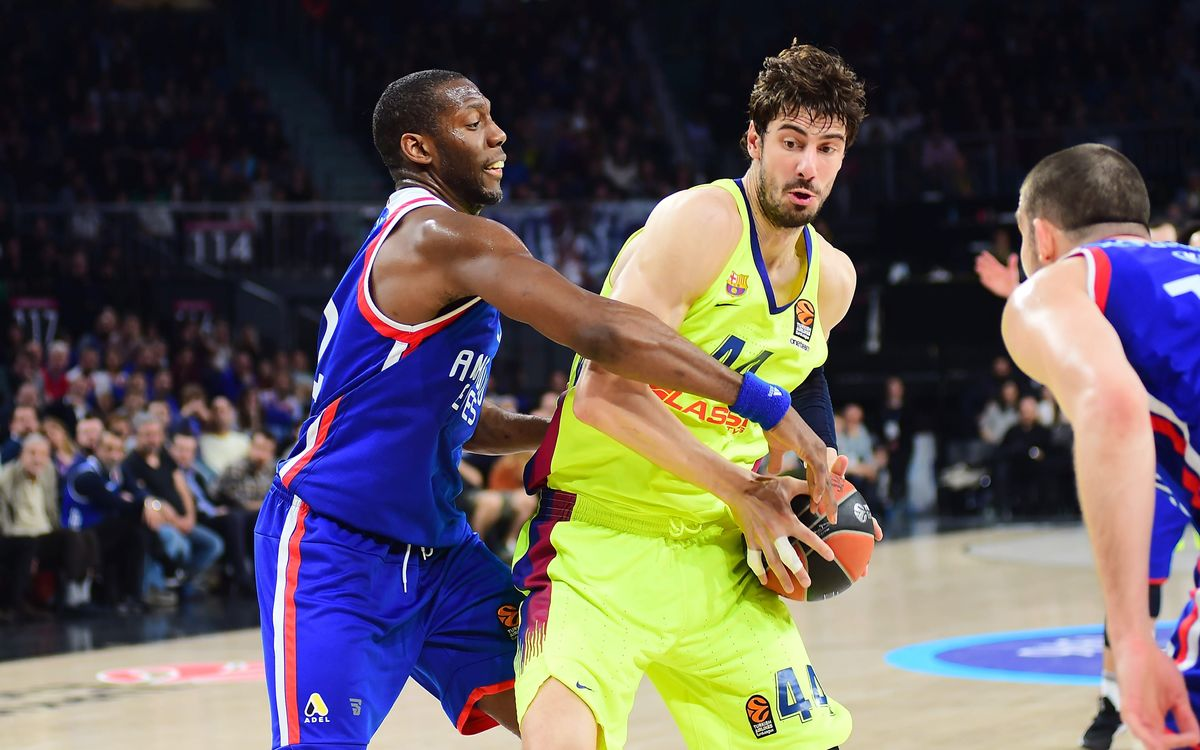 Anadolu Efes 92 – 70 Barça Lassa: Slip up in Turkey