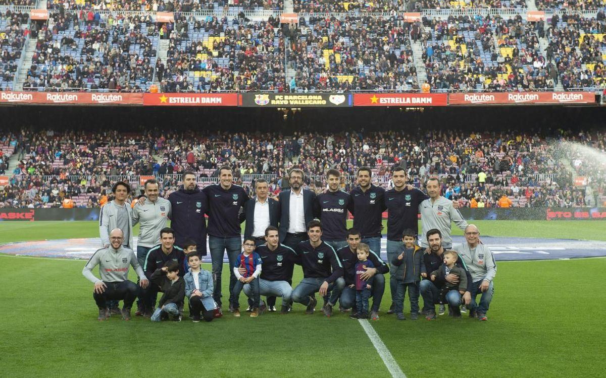El Barça Lassa ofereix la 23a Copa del Rei al Camp Nou