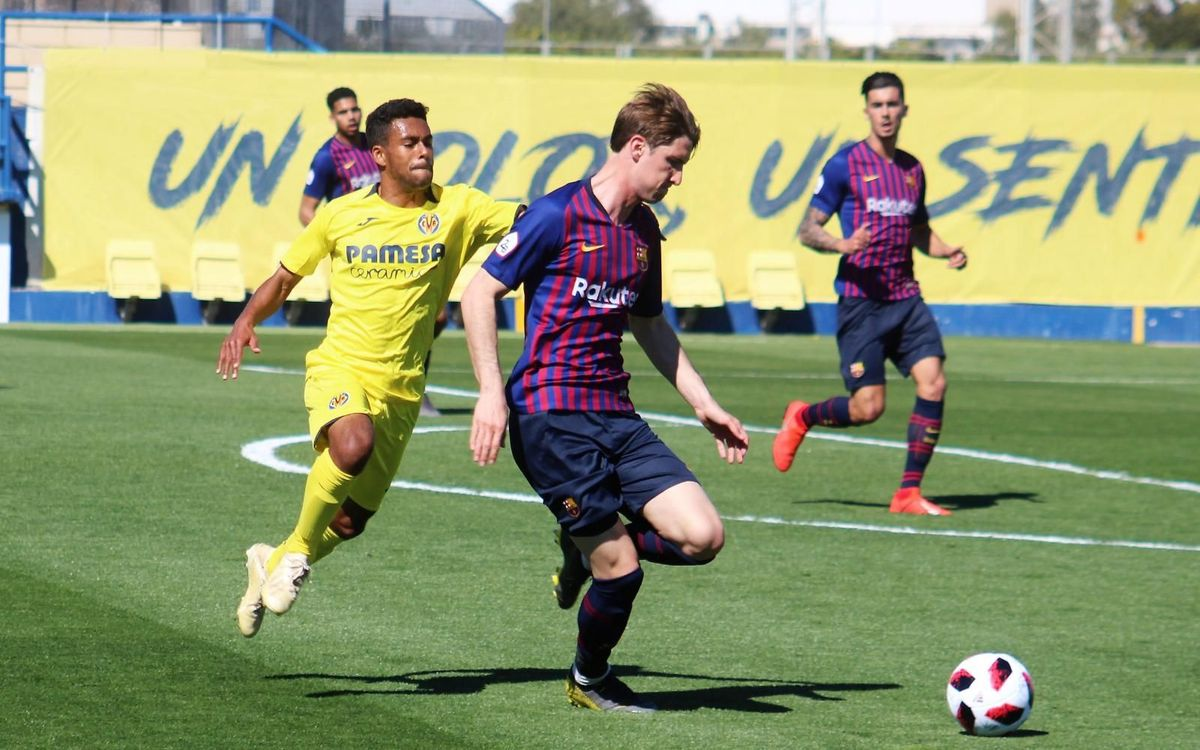 Villarreal B 2-1 Barça B: Out of luck