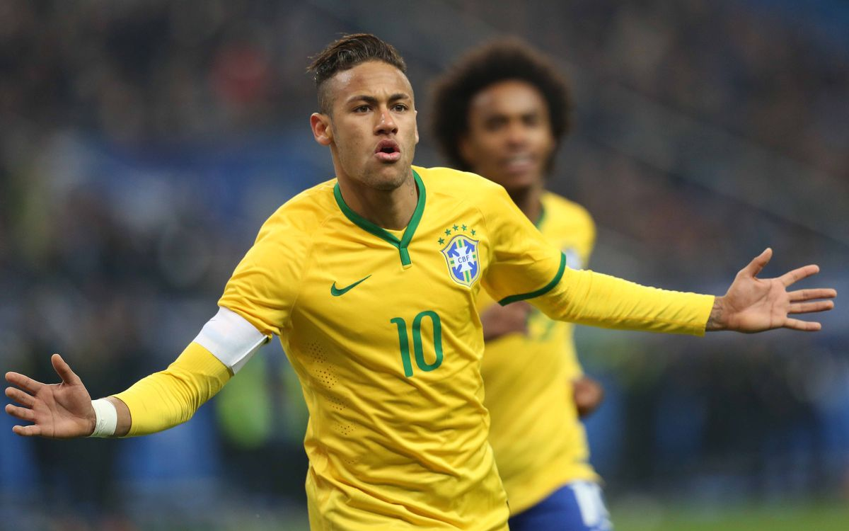 Neymar in Brazil squad for Copa América