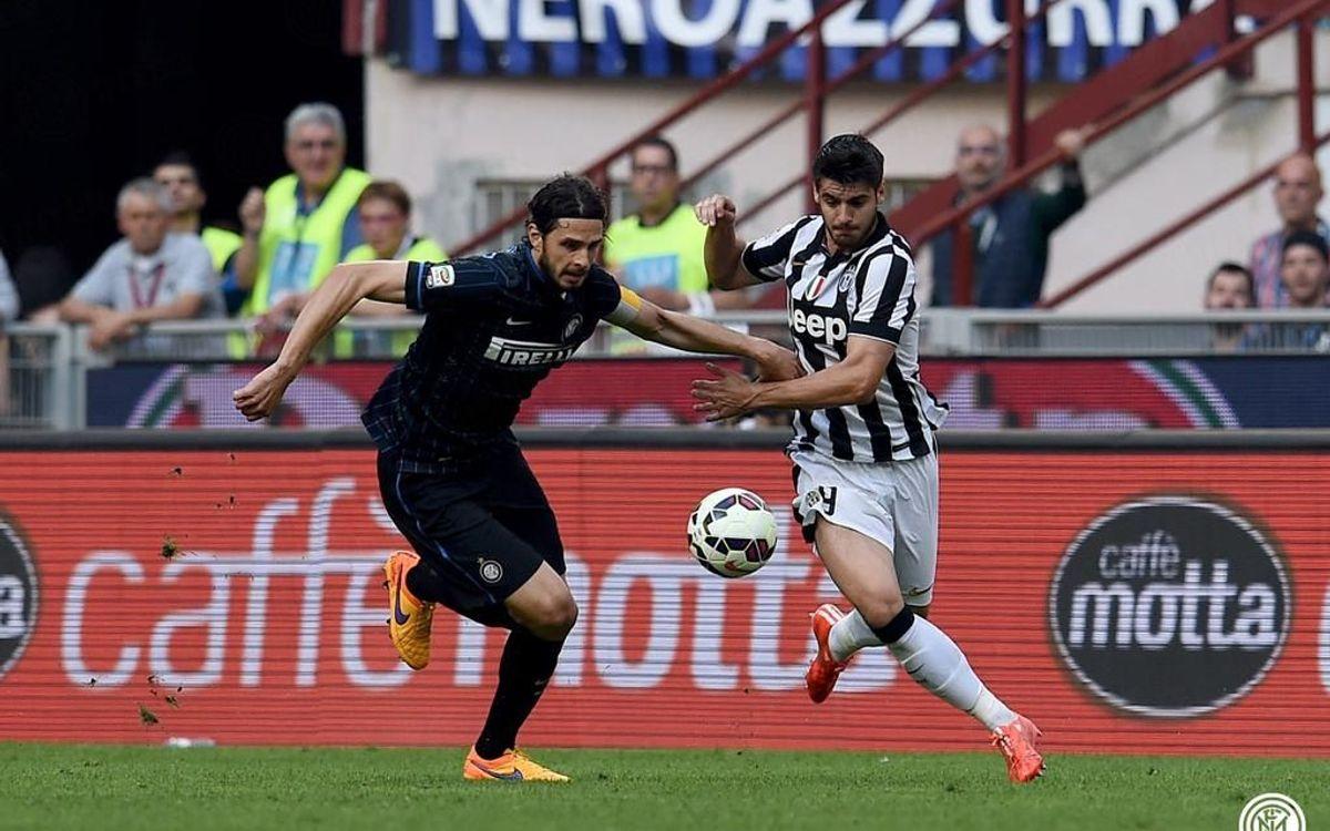 El Juventus s'emporta els tres punts davant l'Inter de Milà