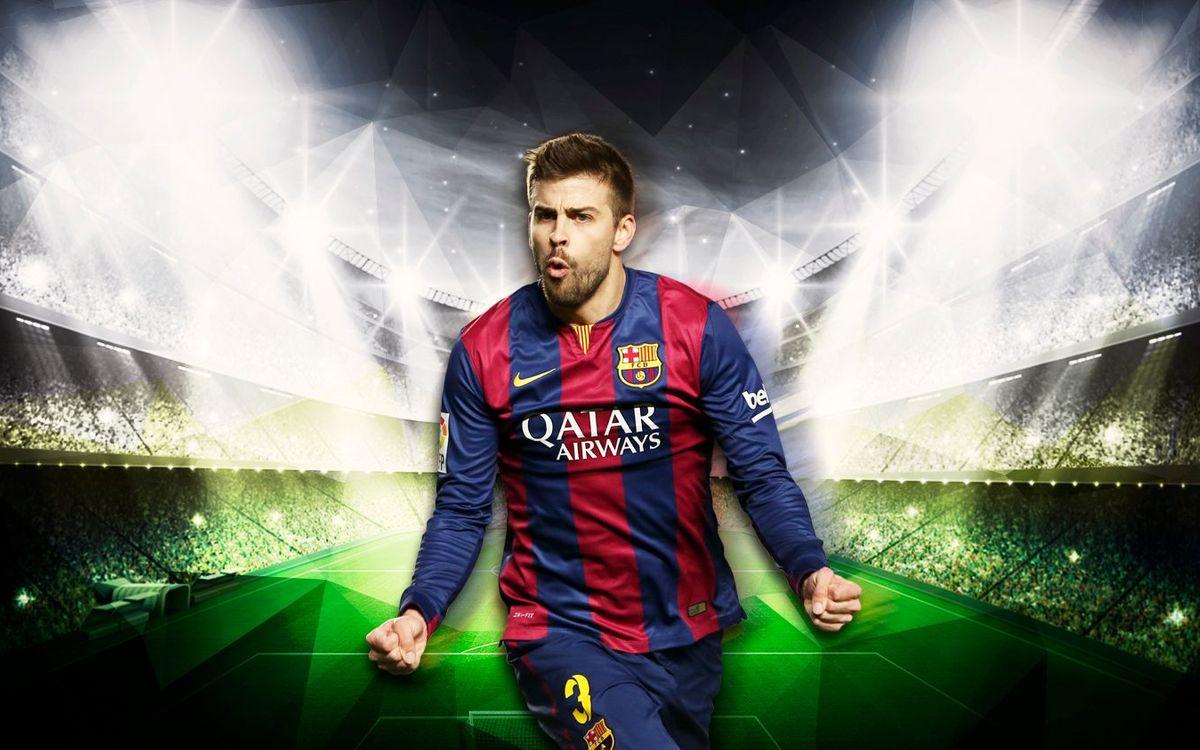 TOP5: Piqué's Best Goals