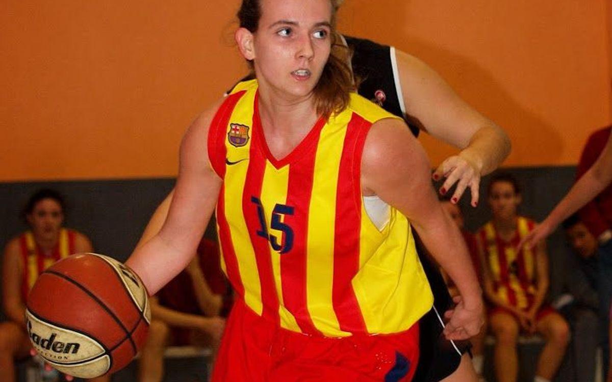 Derrota que no deixa marge per al bàsquet femení (53-56)