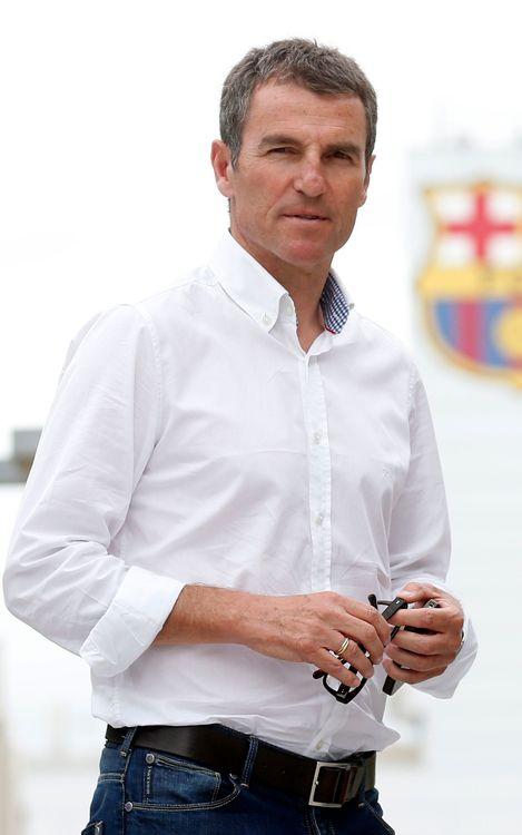 Robert Fernández ja treballa a la Ciutat Esportiva