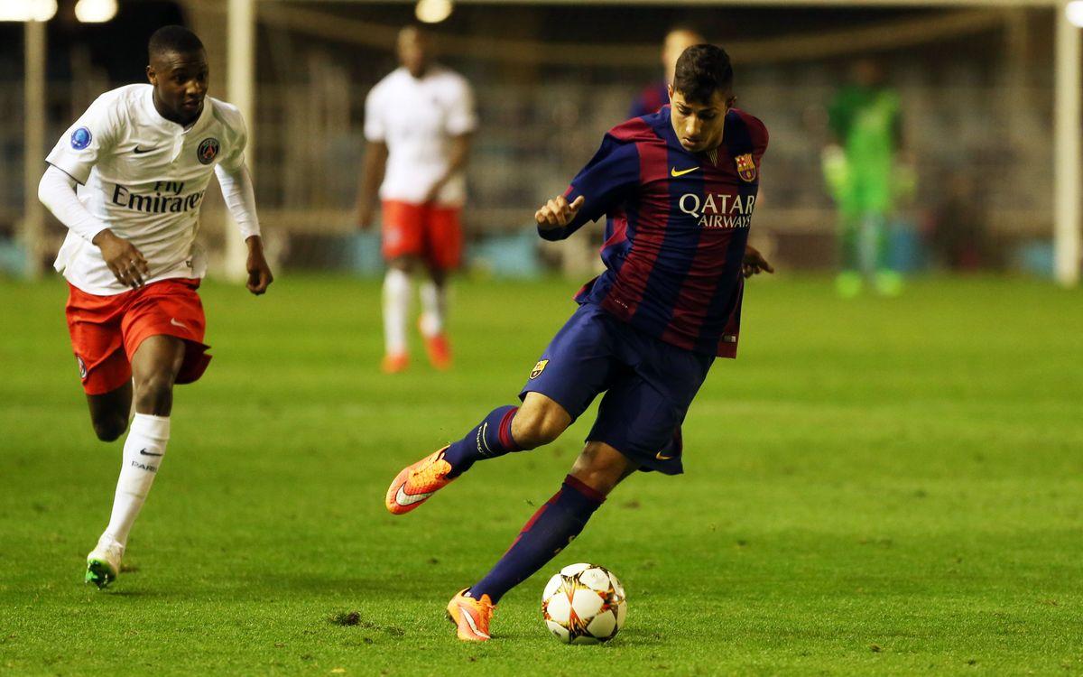 Els rivals del Barça a la UEFA Youth League
