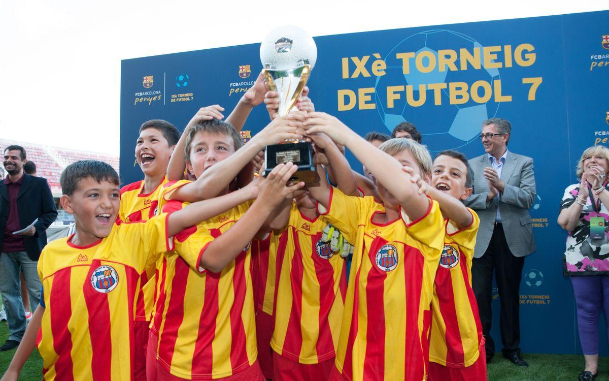 X Torneig de Futbol 7 de Penyes