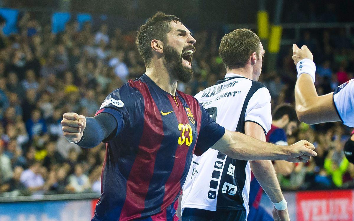 FC Barcelona v SG Flensburg-Handewitt: Spectacular second half (36-27)