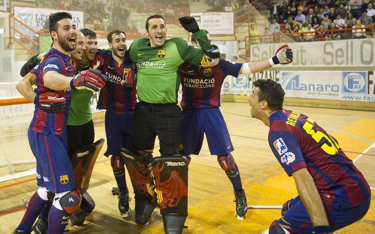 """Ricard Muñoz: """"Els jugadors mereixen aquest títol després de tot l'esforç diari"""""""
