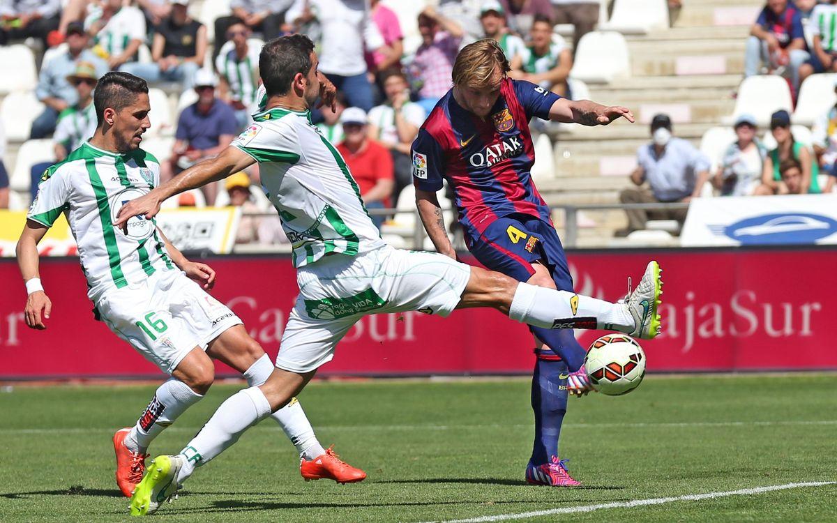 Five keys to FC Barcelona's 8–0 victory over Córdoba