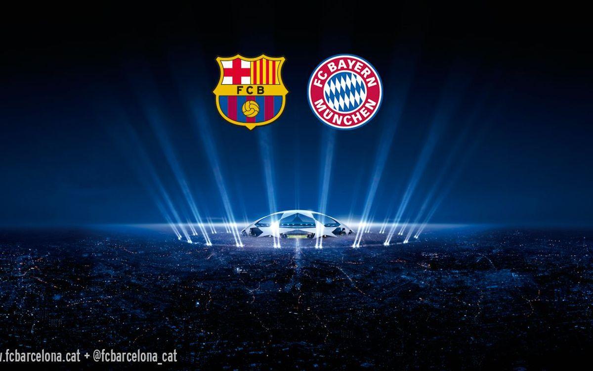 El Bayern de Munic, rival a les semifinals de la Lliga de Campions