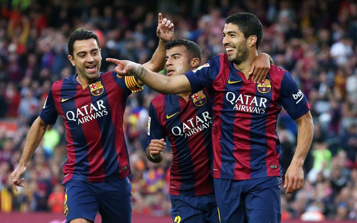 FC Barcelona v Getafe CF: Six appeal (6-0)