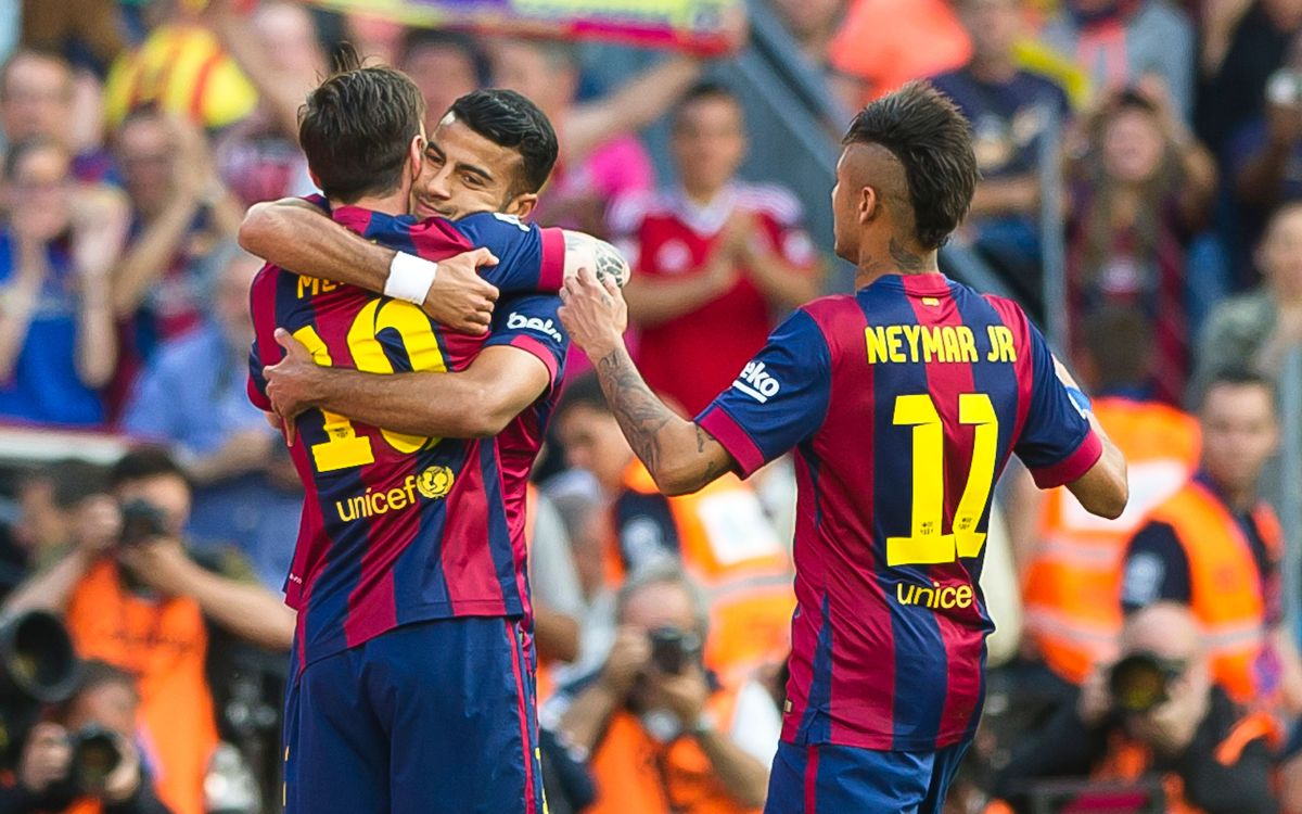 FC Barcelona v RC Deportivo de La Coruña: a celebration, a tribute, and a 2–2 draw